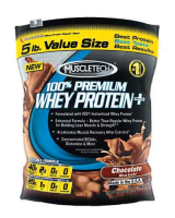 MuscleTech 100% Premium Whey Plus - 5lb (2270 гр)