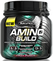 MuscleTech Amino Build (270 гр)