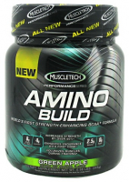 MuscleTech Amino Build (440 гр) - 50 порций