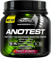 MuscleTech Anotest Performance Series (284 гр.)