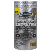 MuscleTech Platinum 100% Carnitine
