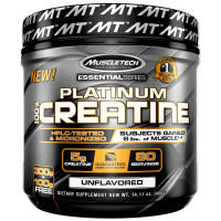MuscleTech Platinum 100% Creatine (400 гр)