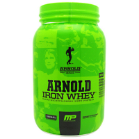 MusclePharm Iron Whey Arnold Series (908 гр)