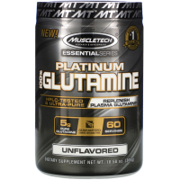 Muscletech Platinum 100% Glutamine (302 гр)
