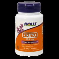NOW 7-KETO 100 mg