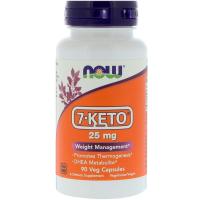 NOW 7-KETO 25 mg