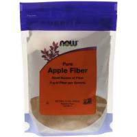 NOW Apple Fiber - Яблочная клетчатка (340 гр)