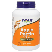 NOW Apple Pectin 700 mg - Клетчатка