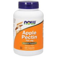 NOW Apple Pectin 700 mg - Клетчатка