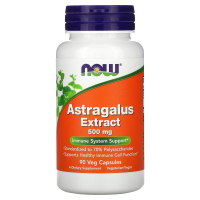 NOW Astragalus Extract 500 mg