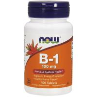NOW B-1 100 mg - Тиамин