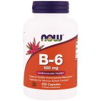 NOW B-6 100 mg