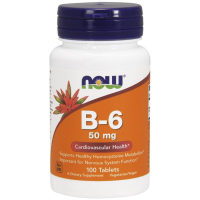 NOW B-6 50 mg