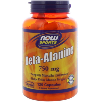 NOW Beta-Alanine 750 mg
