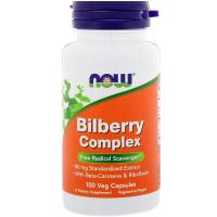 NOW Bilberry Complex