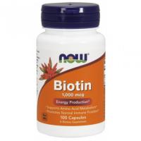 NOW Biotin 1000 mcg