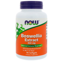 NOW Boswellia Extract 500 mg - Экстракт босвеллии