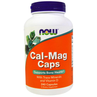 NOW Cal-Mag Caps