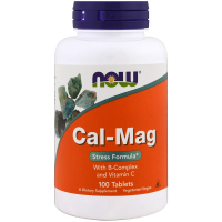 NOW Cal-Mag Stress Formula