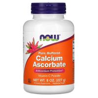 NOW Calcium Ascorbate (227 гр) - Аскорбат кальция