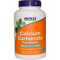 NOW Calcium Carbonate (340 гр)