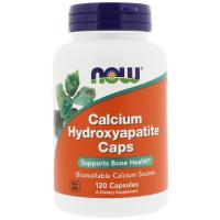 NOW Calcium Hydroxyapatite Caps