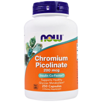 NOW Chromium Picolinate 200 mcg