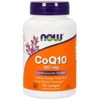 NOW CoQ10 100 mg (150 капс)