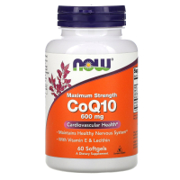 NOW CoQ10 600 mg