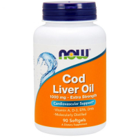 NOW Cod Liver Oil 1000 mg