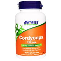 NOW Cordyceps 750 mg