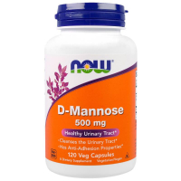 NOW D-Mannose 500 mg - Д-Манноза
