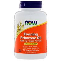 NOW Evening Primrose Oil 1000 mg - Масло вечерней примулы