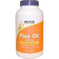 NOW Flax Oil 1000 mg