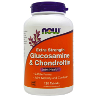 NOW Glucosamine & Chondroitin Extra Strength