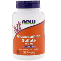 NOW Glucosamine Sulfate 750 mg