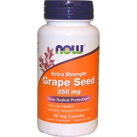 NOW Grape Seed 250 mg
