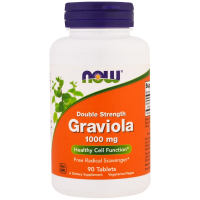 NOW Graviola 1000 mg - Гравиола