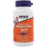 NOW Hyaluronic Acid 100 mg