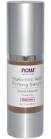 NOW Сыворотка для лица Hyaluronic Acid Firming Serum 30 ml (крем)
