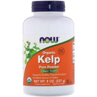 NOW Kelp Powder (227 гр)