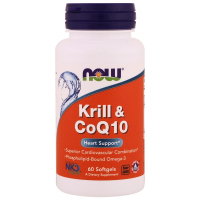 NOW Krill & CoQ10