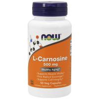 NOW L-Carnosine 500 mg - L-карнозин