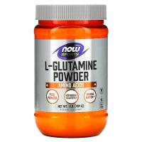 NOW L-Glutamine Powder (454 гр)