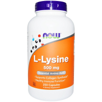 NOW L-Lysine 500 mg