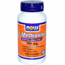 NOW L-Methionine 500 mg