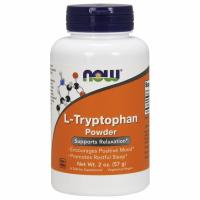 NOW L-Tryptophan Powder (57 гр)