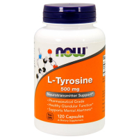 NOW L-Tyrosine 500 mg