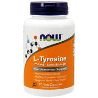 NOW L-Tyrosine 750 mg