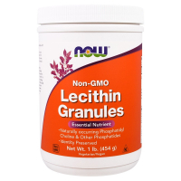 NOW Lecithin Granules (454 гр)